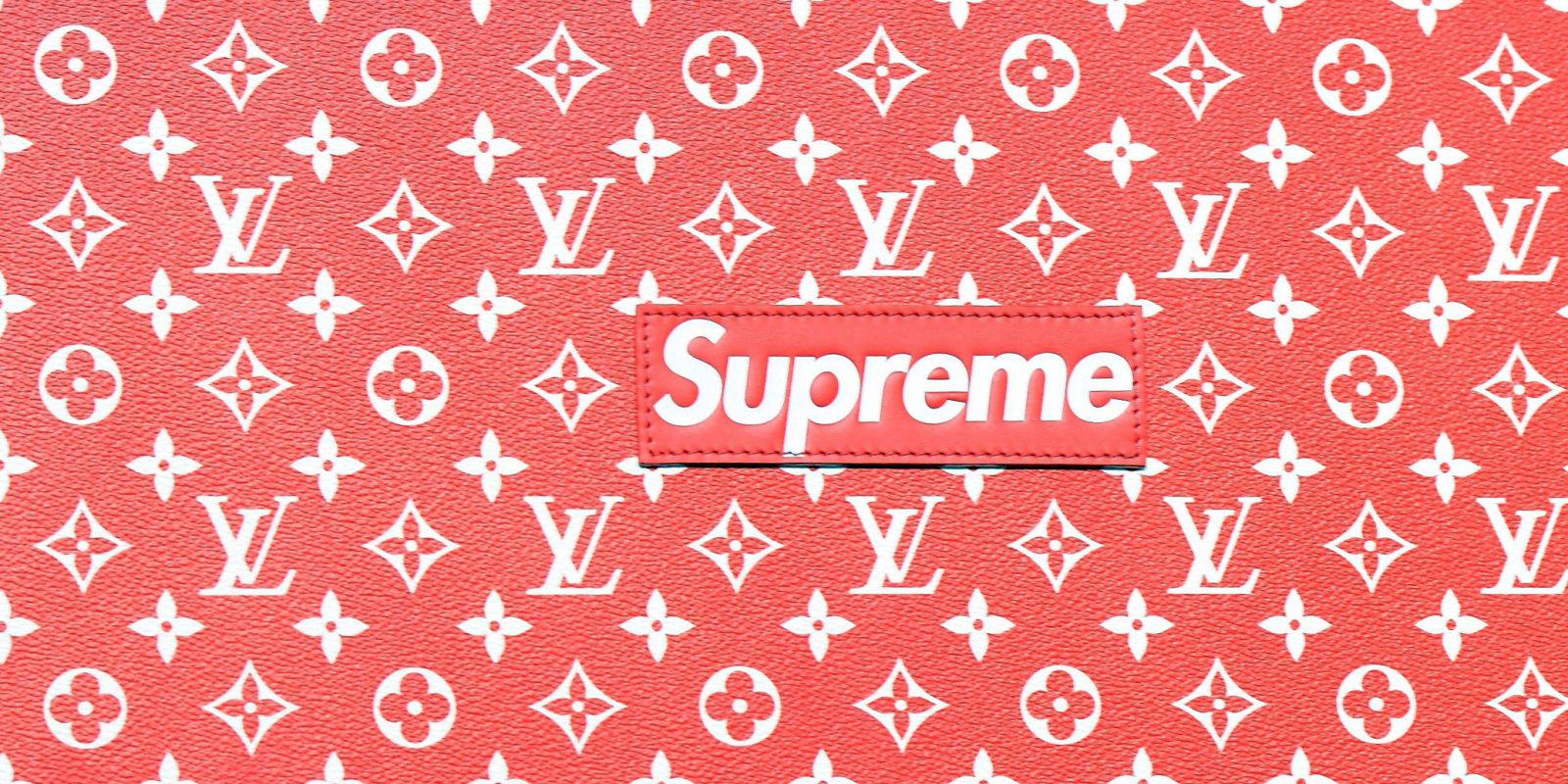 supreme x lv